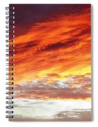 Bright Sky Spiral Notebook