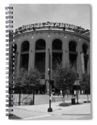 Busch Stadium - St. Louis Cardinals Spiral Notebook