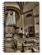 Central Presbyterian Church Spiral Notebook