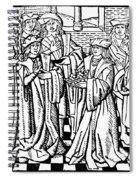 Charles Martel (c688-741) Spiral Notebook