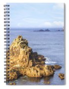Cornwall - Land's End Spiral Notebook