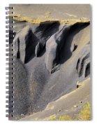 Corona Volcano On Lanzarote Spiral Notebook