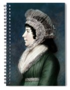 Dolley Madison (1768-1849) Spiral Notebook