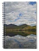 Elk Lake  Spiral Notebook