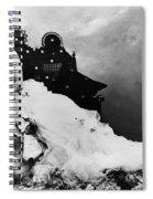 Ethel Barrymore (1879-1959) Spiral Notebook