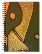 Fashion Art Spiral Notebook