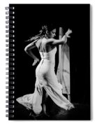 Flamenco Spiral Notebook