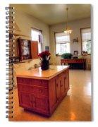 Glensheen Mansion Duluth Spiral Notebook