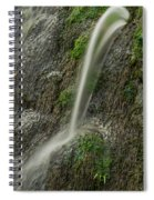 5 Inch Waterfall Spiral Notebook