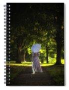Jane Austen Spiral Notebook