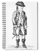 John Wilkes (1727-1797) Spiral Notebook
