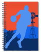 Oklahoma City Thunder Spiral Notebook
