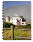 Park City Barn Spiral Notebook