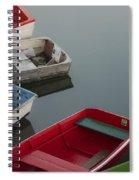 5 Prams Spiral Notebook