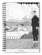 Rene Laennec (1781-1826) Spiral Notebook