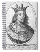 Richard II (1367-1400) Spiral Notebook