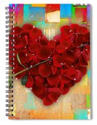 Roses Collection Spiral Notebook