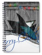 San Jose Sharks Spiral Notebook
