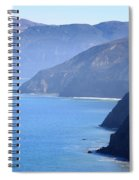 Santa Cruz Island Spiral Notebook