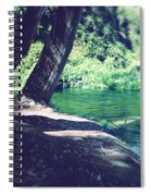 Spring Water Spiral Notebook