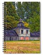 5 Star Barn Spiral Notebook
