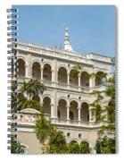 The Aga Khan Palace Spiral Notebook