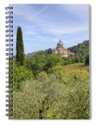 Tuscany - Montepulciano Spiral Notebook