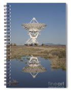 Very Large Array Spiral Notebook
