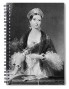 Victoria Of England (1819-1901) Spiral Notebook