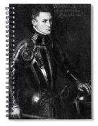 William I (1533-1584) Spiral Notebook