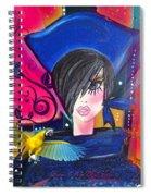 Gina Spiral Notebook