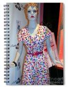 50's Fashion Spiral Notebook