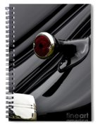 Classic Ford Detail Spiral Notebook
