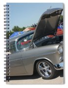 55 Bel Air-8206 Spiral Notebook
