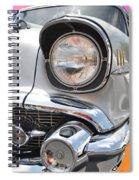 57 Bel Air Bugeye Spiral Notebook