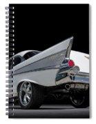 '57 Bel Air Spiral Notebook