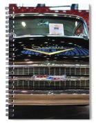'57 Chevy Bel Air Show Car Spiral Notebook