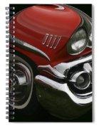 58 Chevy Spiral Notebook