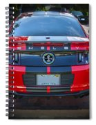 2013 Ford Shelby Mustang Gt500 Spiral Notebook