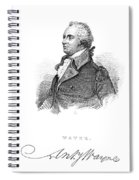 Anthony Wayne (1745-1796) Spiral Notebook