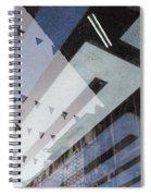 April Rain Spiral Notebook