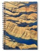 Bad Lands Spiral Notebook