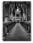 Basilica Of Saint Mary Spiral Notebook