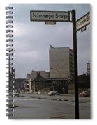 Berlin 1961 Spiral Notebook