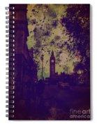 Big Ben Street Spiral Notebook