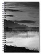 Calm Sunset Spiral Notebook