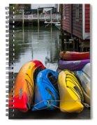 Water Adventure Awaits Spiral Notebook