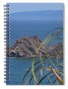 Devil's Slide Hike Spiral Notebook
