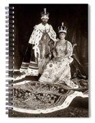 George V (1865-1936) Spiral Notebook