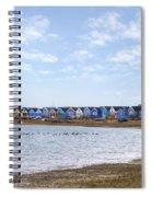 Hengistbury Head - England Spiral Notebook